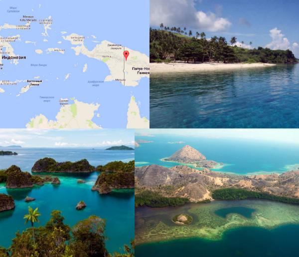 Новая Гвинея фото