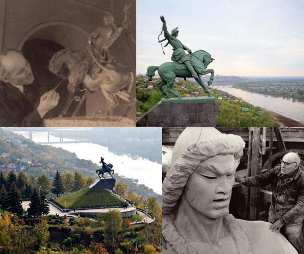 Салават Юлаев памятник