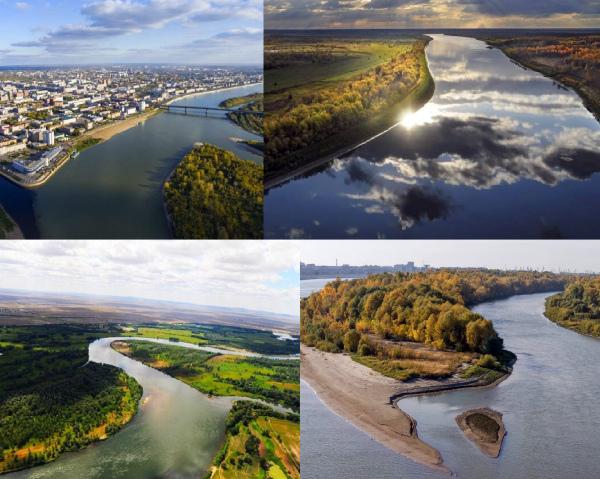 Река Иртыш фото
