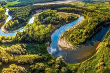 Самые большие реки в России