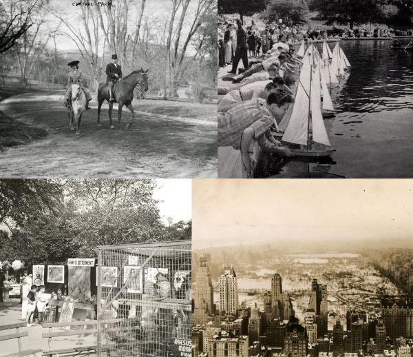 Центральный парк Нью-Йорка история создания