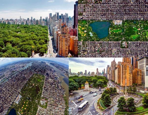 Нью-Йорк как добраться до Сентрал парка