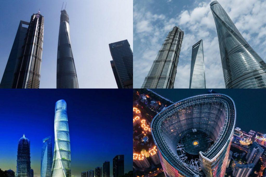 Шанхайская башня высота