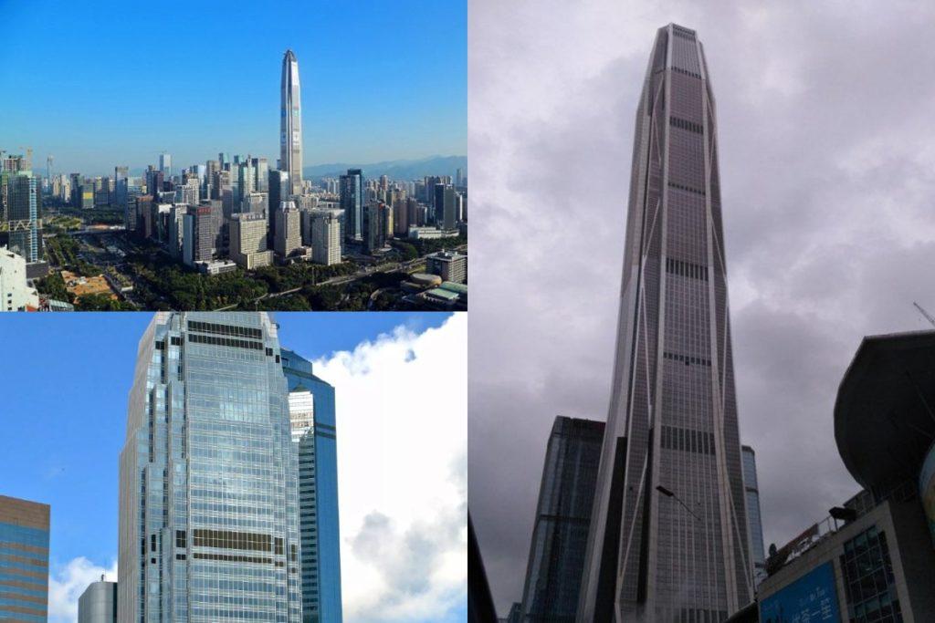 Международный финансовый центр Ping An высота