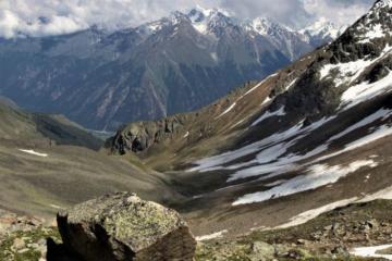 Самая высокая гора России
