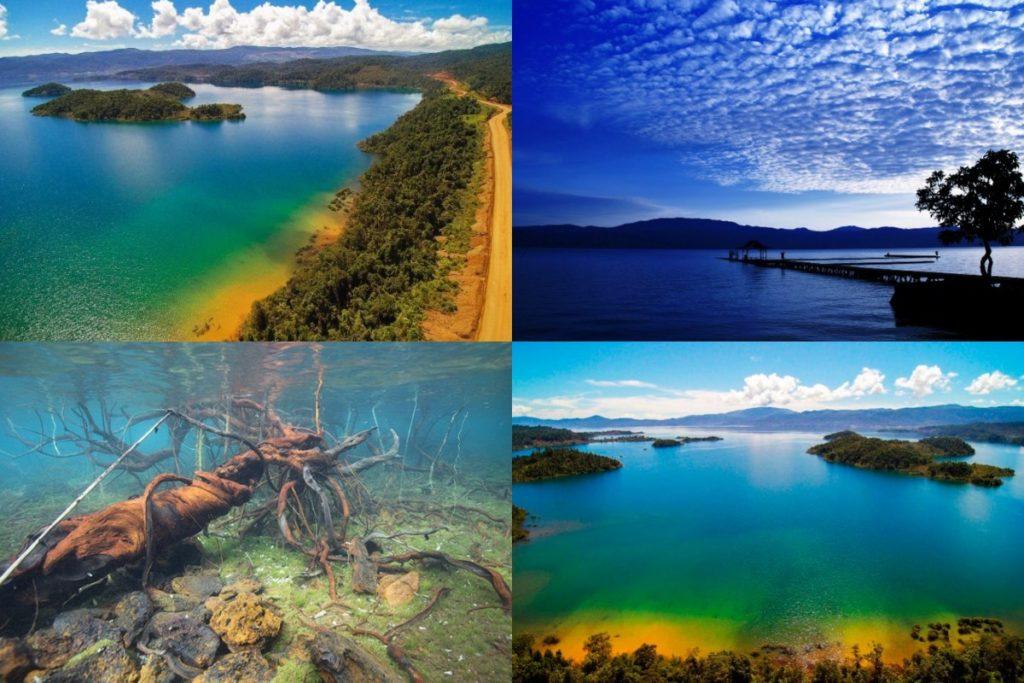 Озеро Матана фото