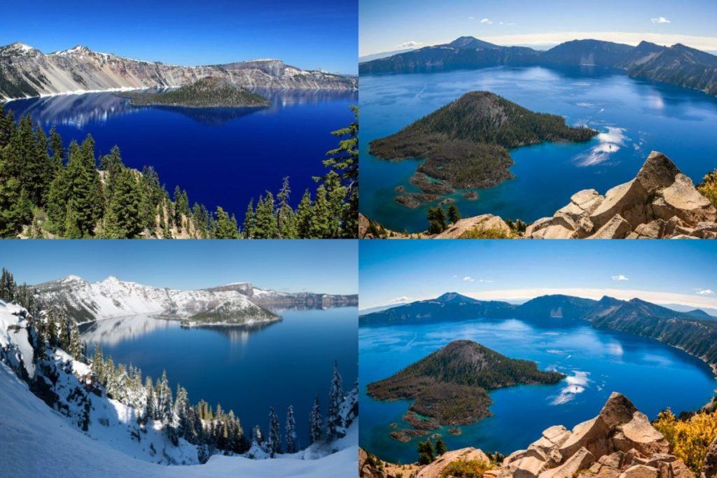 Озеро Крейтер фото
