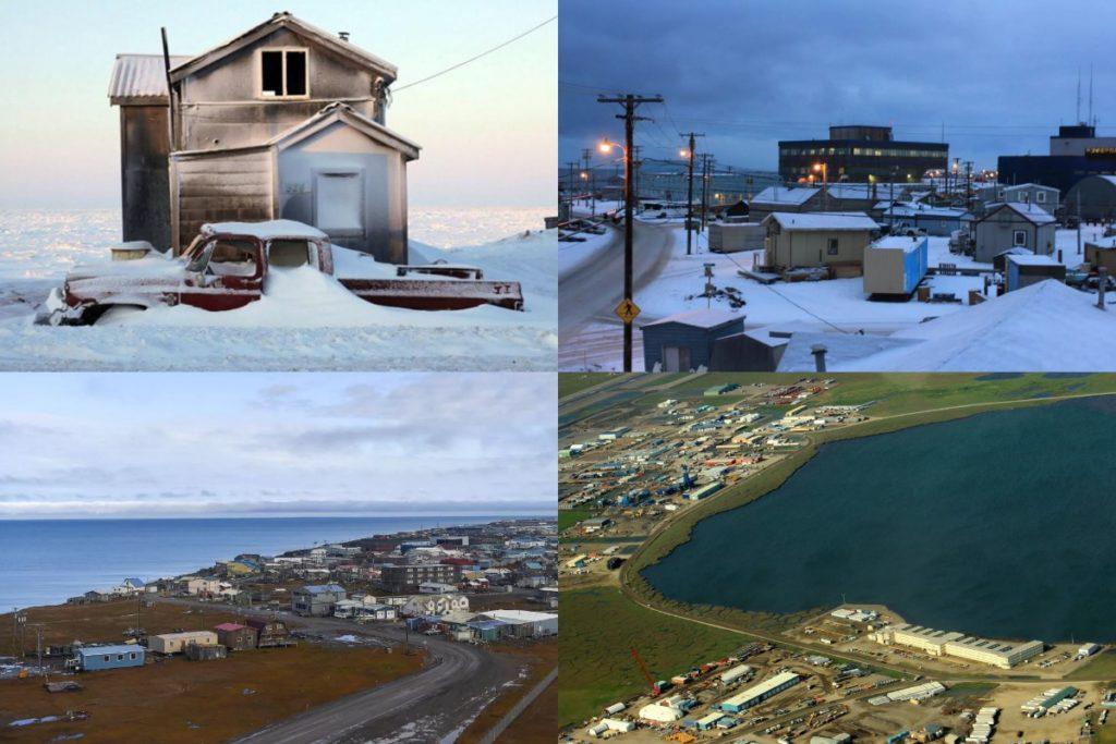 Барроу Аляска фото