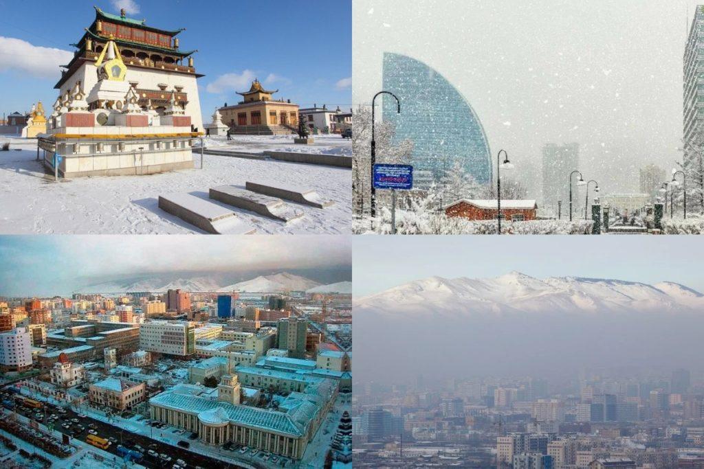 Улан-Батор фото